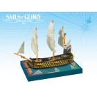 Sails of Glory - HSM Royal Sovereign 1786 pas cher