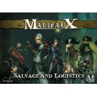 Malifaux 2nd Edition - Salvage and Logistics pas cher