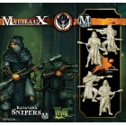 Malifaux 2nd Edition Katanaka Sniper (2 Pack) pas cher