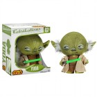 STAR WARS - Fabrikations Peluche Yoda 15 cm pas cher