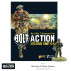 Bolt Action - 2nd Edition Rulebook pas cher