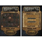 Savage Worlds : Rippers Resurrected - Map 2 Urban Alleys/Ancient Tombs pas cher