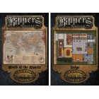 Savage Worlds : Rippers Resurrected - Map 3 World Of Rippers/Lodge pas cher