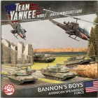 Team Yankee - Bannon's Boys-Occasion pas cher