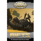 Savage Worlds - Rifts : The Tomorrow Legion Player's Guide Limited Edition pas cher