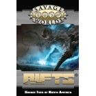 Savage Worlds - Rifts : Savage Foes of North America Limited Edition pas cher