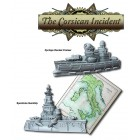 Dystopian Wars - The Corsican Incident 2 Player Box Set pas cher