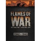 Flames Of War Rulebook (4th Edition - Mid-War) pas cher