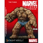 Marvel Universe - The Thing 35mm pas cher