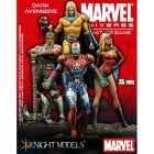 Marvel Universe - The Dark Avengers pas cher
