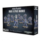 W40K : Horus Heresy - Mark III Space Marines pas cher