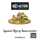 Bolt Action - Japanese 81mm Mortar pas cher
