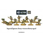 Bolt Action - Imperial Japanese Army Veteran Infantry Squad pas cher