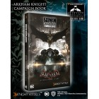 Batman Miniatures Game - Arkham Knight Campaign Book pas cher