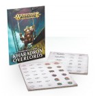 Age of Sigmar : Warscrolls Cards - Kharadron Overlords VF pas cher