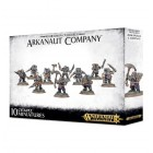 Age of Sigmar : Order - Kharadron Overlords Arkanaut Company pas cher