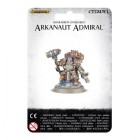 Age of Sigmar : Order - Kharadron Overlords Arkanaut Admiral pas cher