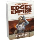 Star Wars : Edge of the Empire - Operator Specialization Deck pas cher