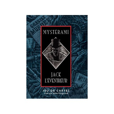 Mysterami : Jack l'Eventreur