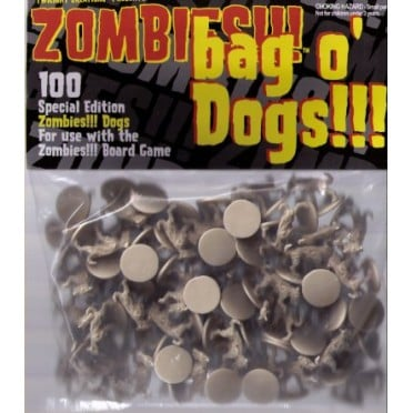 Zombies: Bag O' Zombies!! Dogs!!