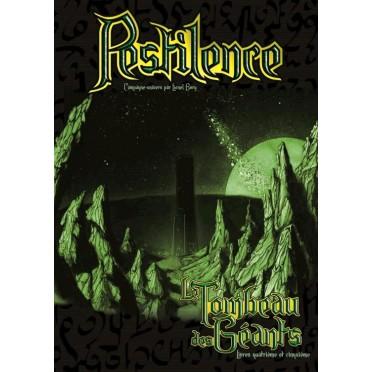 Pestilence T.4 et 5 : Le Tombeau des Géants
