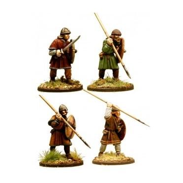 Saga Guerriers Anglo-Danois