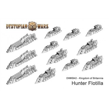Kingdom of Britannia Hunter Flotilla