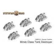 Russian Coalition Minsk Class Tank Destroyer