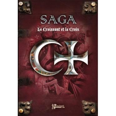 Saga - Le Croissant & La Croix - Livre de règles
