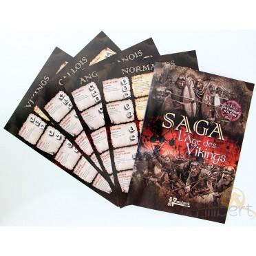 SAGA - Compendium des Ages Sombres
