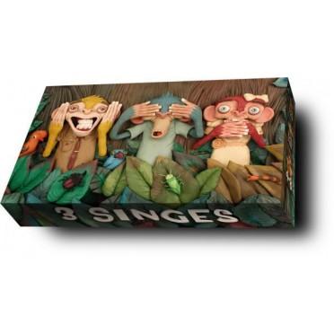 3 Singes