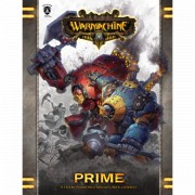 Warmachine - Prime, rulebook (Anglais)