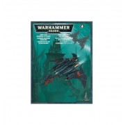 W40K : Dark Eldars - Razorwing Jet Fighter