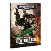 W40K : Codex - Deathwatch VF (Souple)