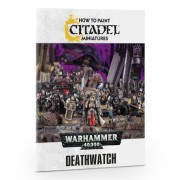 W40K - How to Paint Citadel Miniatures : Deathwatch VF