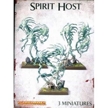Age of Sigmar : Death - Nighthaunt Spirit Hosts