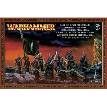 Age of Sigmar : Order - Black Ark Corsairs