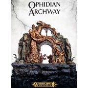 Age of Sigmar : Décors - Ophidian Archway