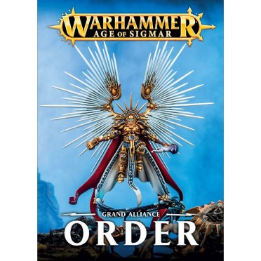 Age of Sigmar : Grand Alliance - Order VF (Souple)