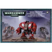 W40K : Adeptus Astartes Blood Angels - Furioso Dreadnought