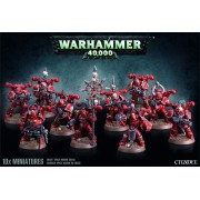 W40K : Chaos Space Marines - Chaos Space Marines Squad