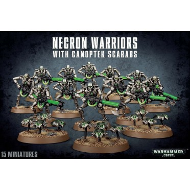 W40K : Necrons - Warriors