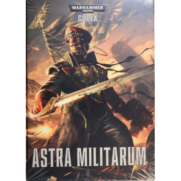W40K : Codex - Astra Militarum 7ème Edition VF (Souple)