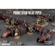 W40K : Décors - Promethium Relay Pipes