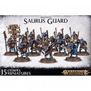 Age of Sigmar : Order - Seraphon Saurus Guard