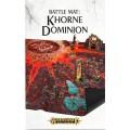 Age of Sigmar : Décors - Battle Mat Khorne Dominion (120x120cm) 0