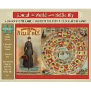 Puzzle - Round the World with Nellie Bly de Nelly Bly - 300 Pièces