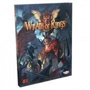 Wrath of Kings - Rulebook- Occasion