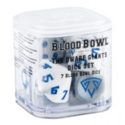 Blood Bowl : Accessoires - The Dwarf Giants Dice Set