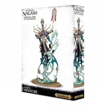 Age of Sigmar : Death - Nagash Supreme Lord of the Undead